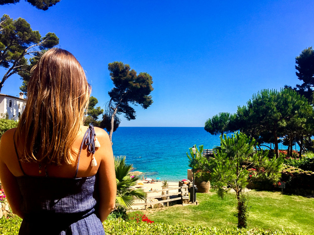 Camping Treumal and Cala Del Forn in Spain