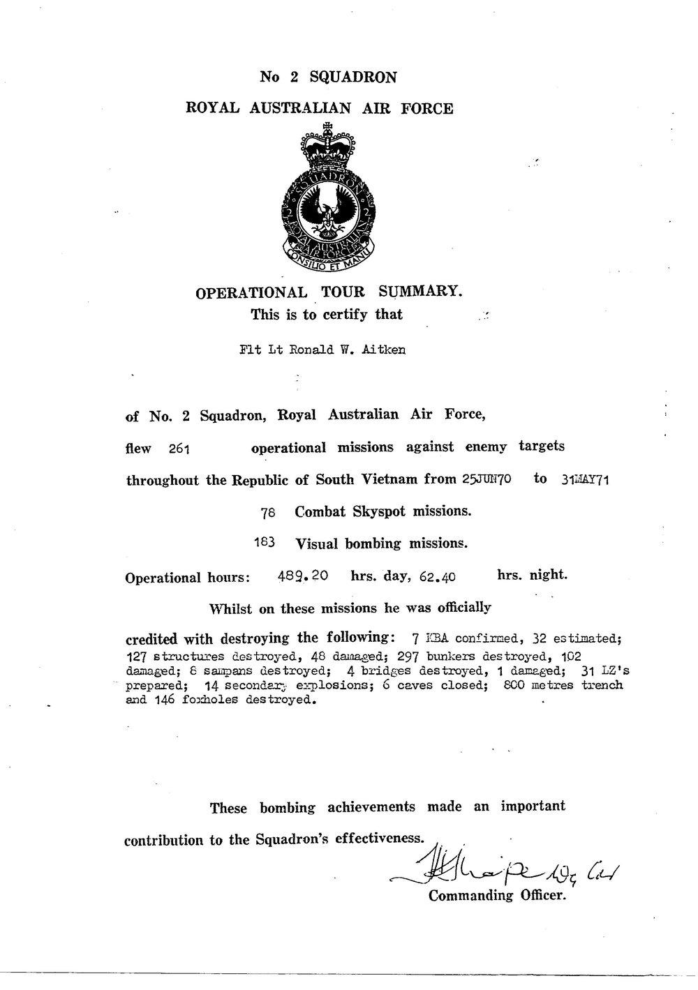 Vietrnam Operational Tour Summaries, 2 Sqn. 002.jpg