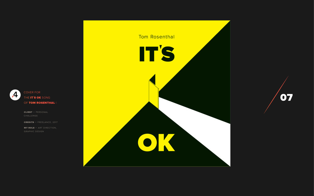 It`s ok. Tom Rosenthal