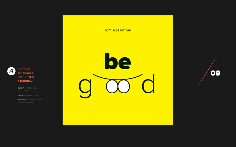 Be good. Tom Rosenthal