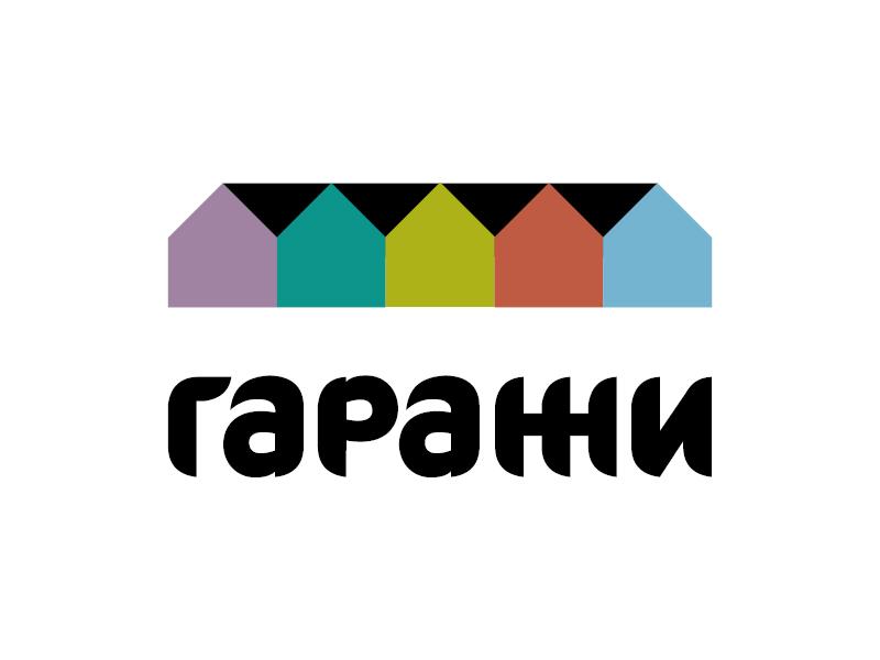 Garazhi symbol + typography