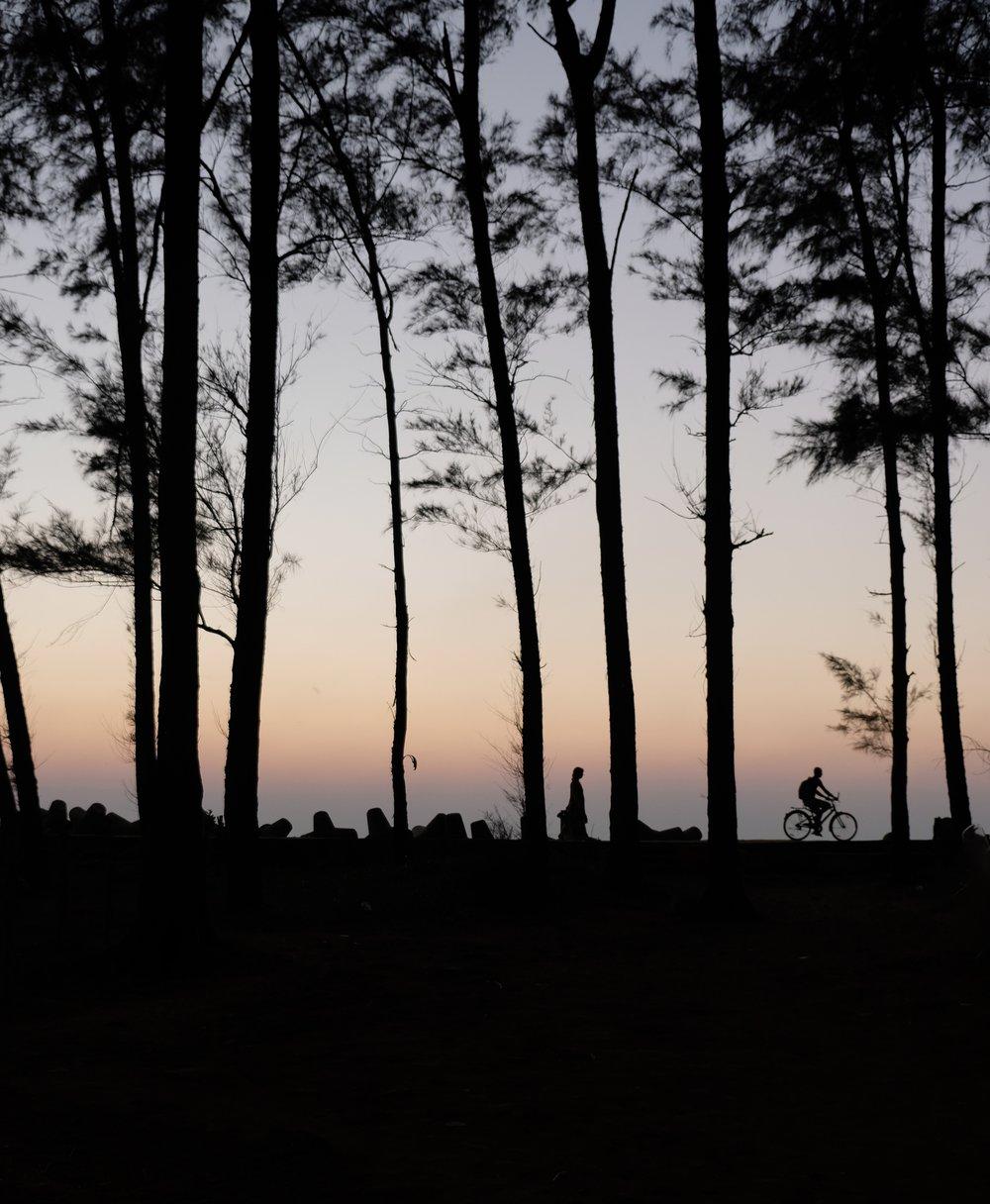 taken at Keri Beach, Goa with the FujiXT20