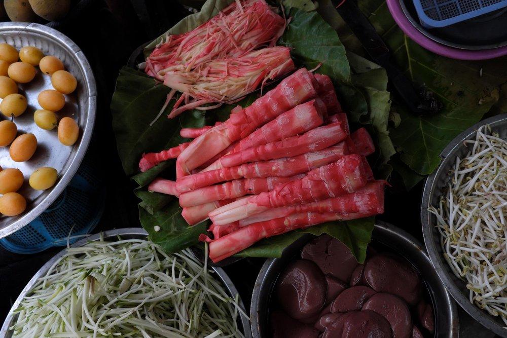 Yangon evening street food tour: Bamboo