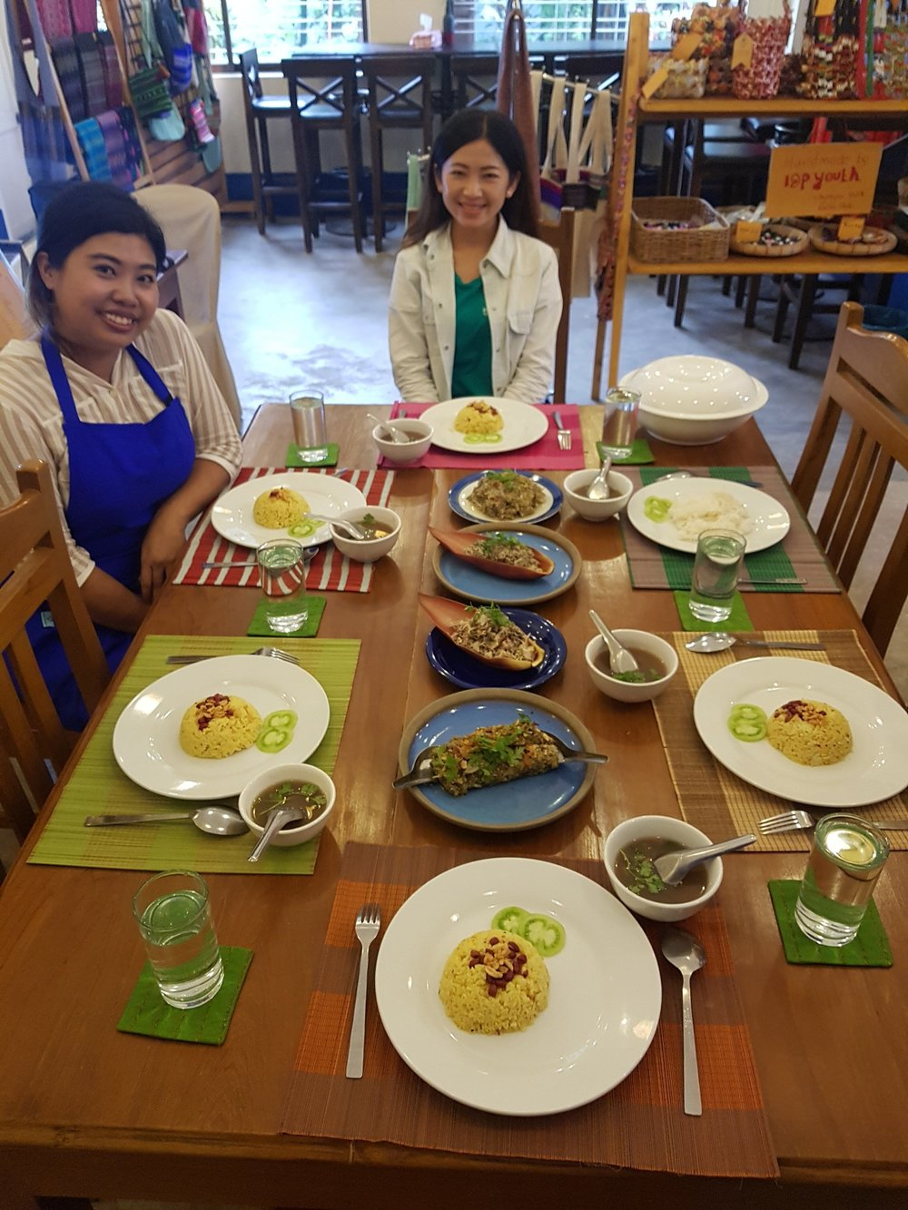 Yangon cooking classes and market tour