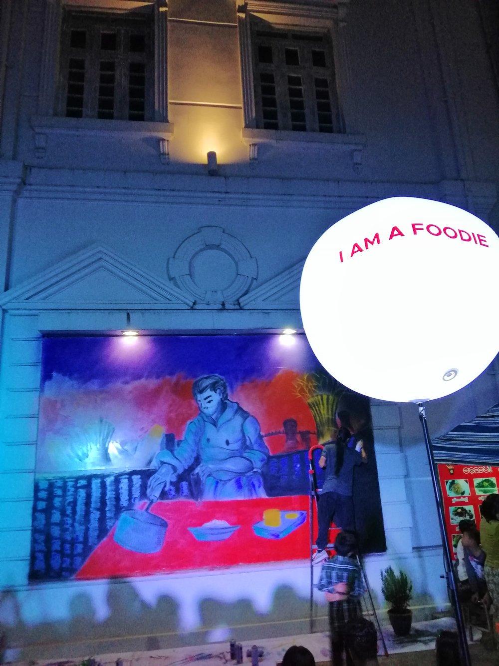 Singapore Street Festival Yangon