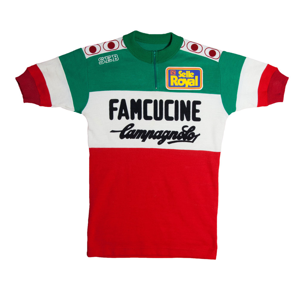 1981 - Famcucine - Campagnolo — World s smallest cycling museum 864a5346b