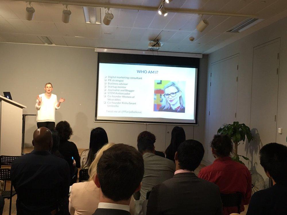DKLM TechLawHub, London, May 2017