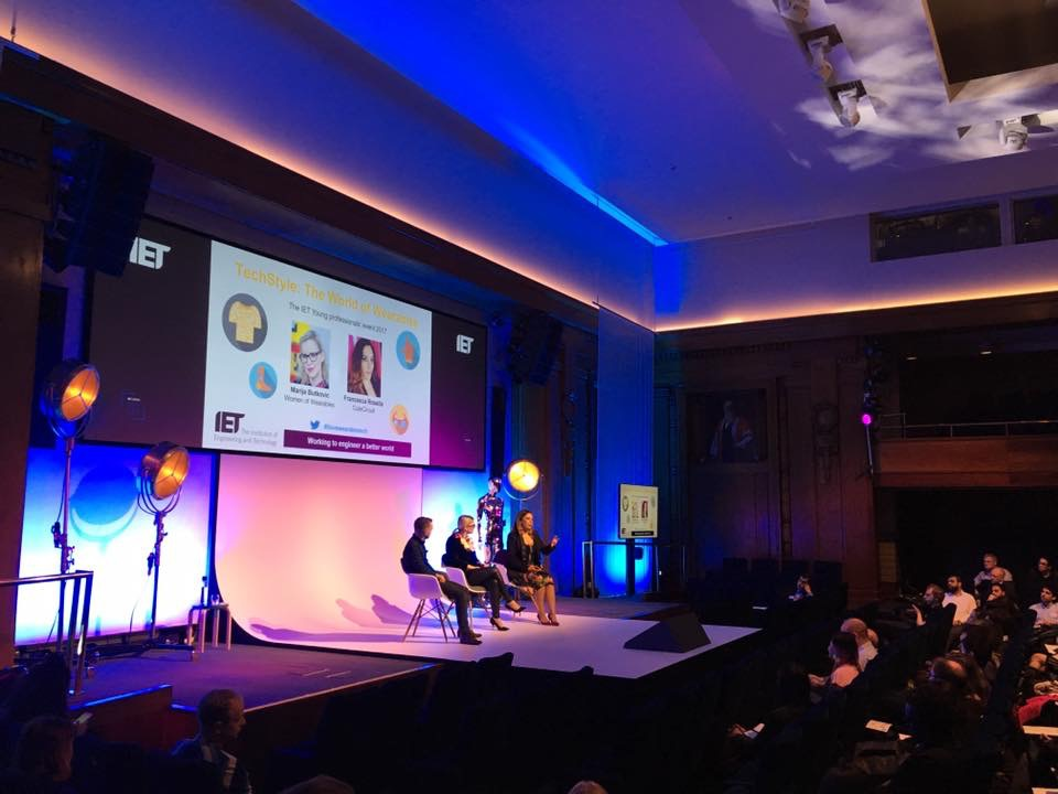 IET Techstyle, London, November 2017