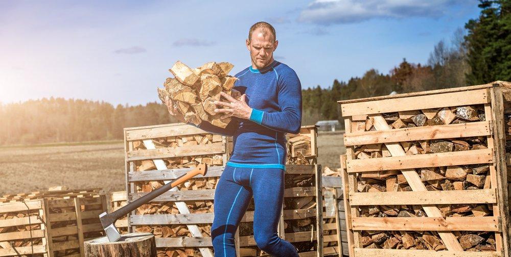 TUFTE WEAR - Olaf har skapt et solid merke med både vilje og evne til å vokse. Han har samlet et team som alle står på for å levere produkter han med glede kan sette navnet sitt på