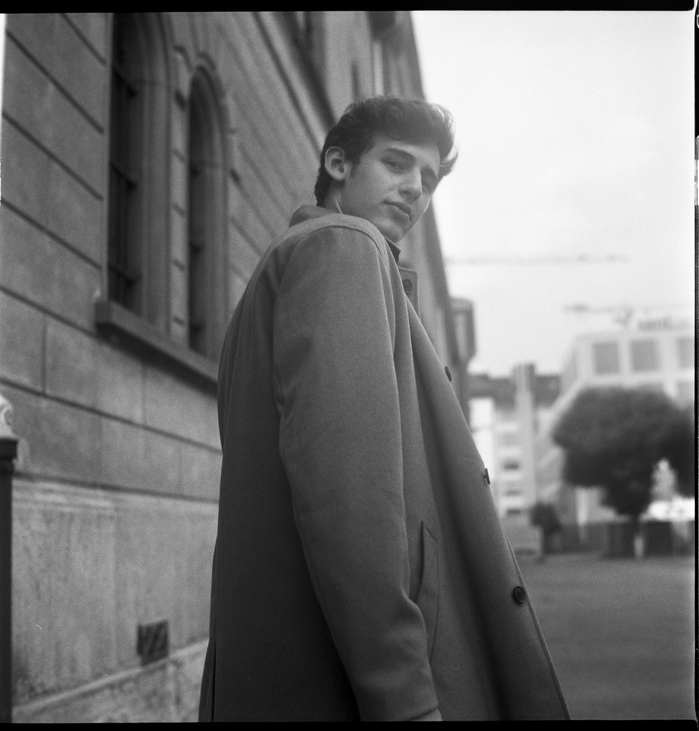 6x6 Portraits Elion Ahmeti 2018
