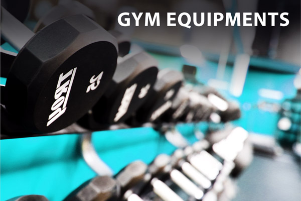Multi-Purpose Deodorizer Usage: Gym Equipments