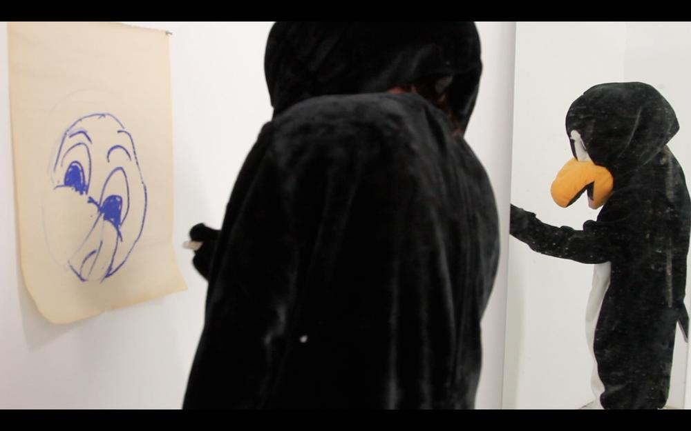 Kookamunga's Drawing Lesson #1