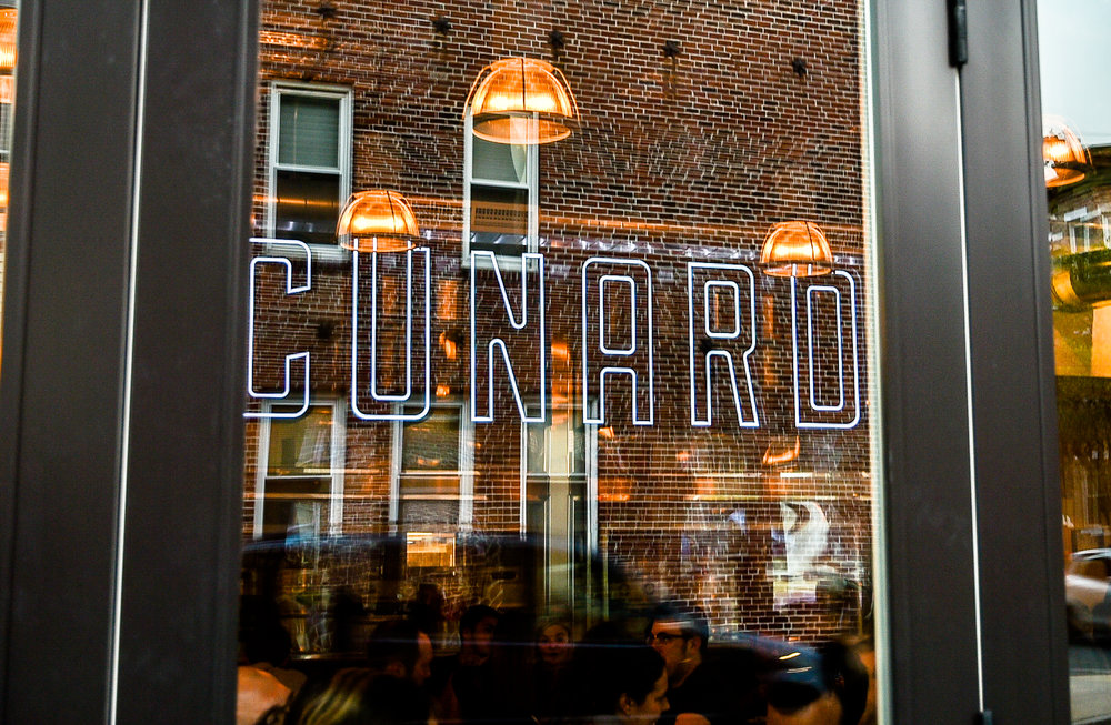 Cunar Tavern - Window View