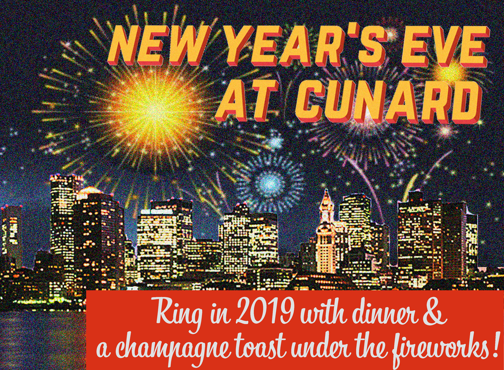 New Years Eve w/ Fireworks - 2017 & 2018