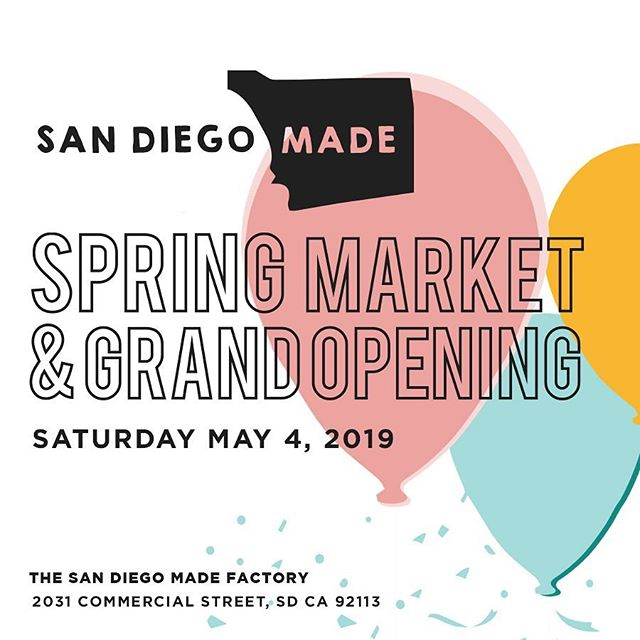 P R E  S A L E✨  Hurry and get your pre sale tickets for the @sandiegomadeinsta Spring Market! Eat, drink & shop with local artists and makers✨ _____________________ #shopsmall #handmadejewelery #electroforming #witchywoman #crystaljewelry #love #bossbabe #sandiego #sandiegomade  #minimalist #minimalistjewelry #crystals #shoplocal #moon #electroforming #electroform #electroformedjewelry #rings #mothersday #mothersdaygifts