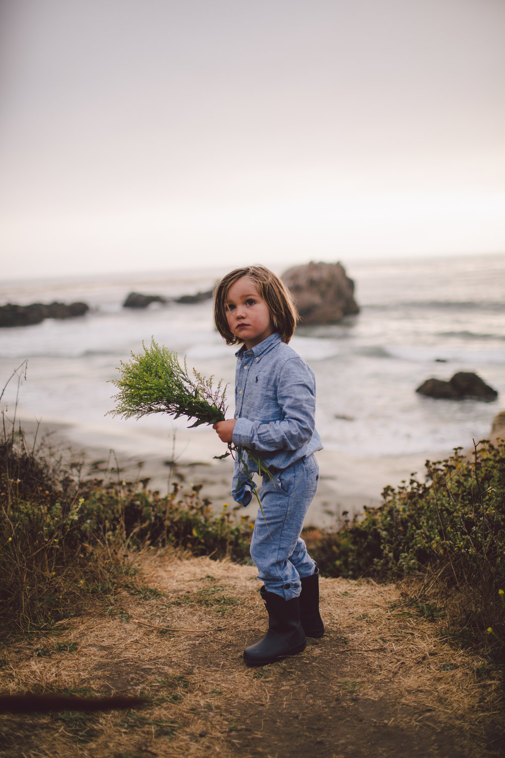 wildling toddler boy lifestyle family documentary big sur