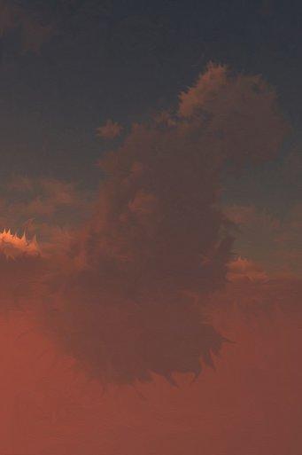 Pink Evening (Cloud series #6)