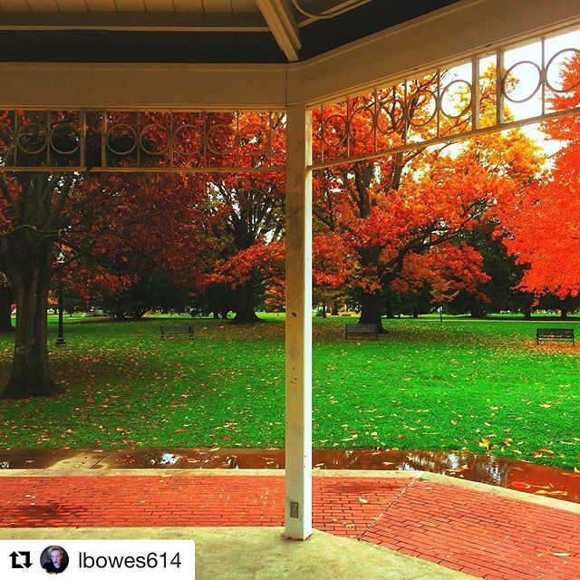 #Repost @lbowes614 (@get_repost) ・・・ A good day to #film 🍁🎤🎼🎬 (ps - get your tix for #bitchperfect by @sarahjstorer on @maknwinks 11/28!) #cbusgram #fall #goodalepark