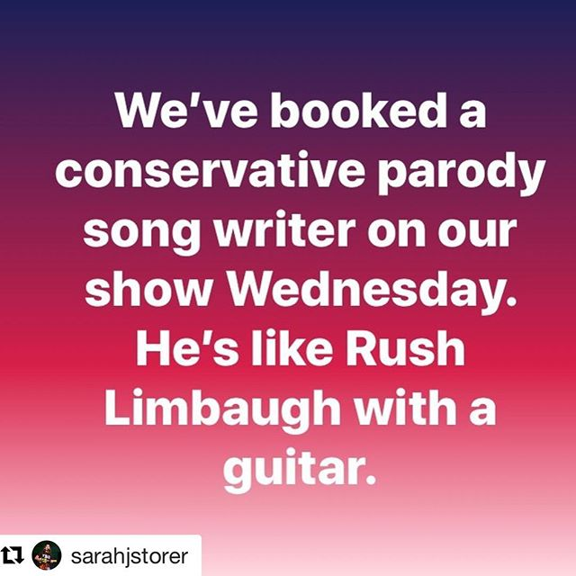 #Repost @sarahjstorer (@get_repost) ・・・ Yeahhhhh!! Wednesday!! $5!! It's comedy whether it's real or fake!!