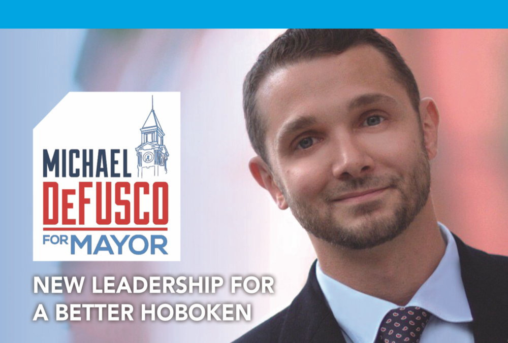 DeFusco new leadership for Hoboken