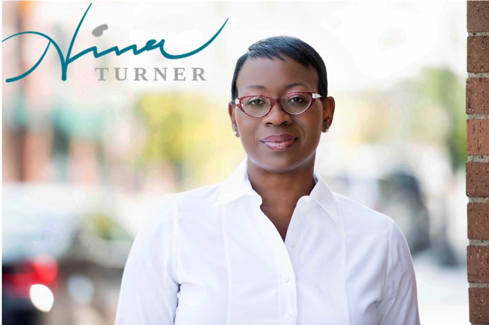 Our Revolution's Nina Turner speaking at Washington CAN annual fundraiser