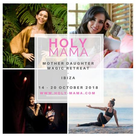 Mother Daughter Magic Ibiza October 14 20 2018 Intuitive Music