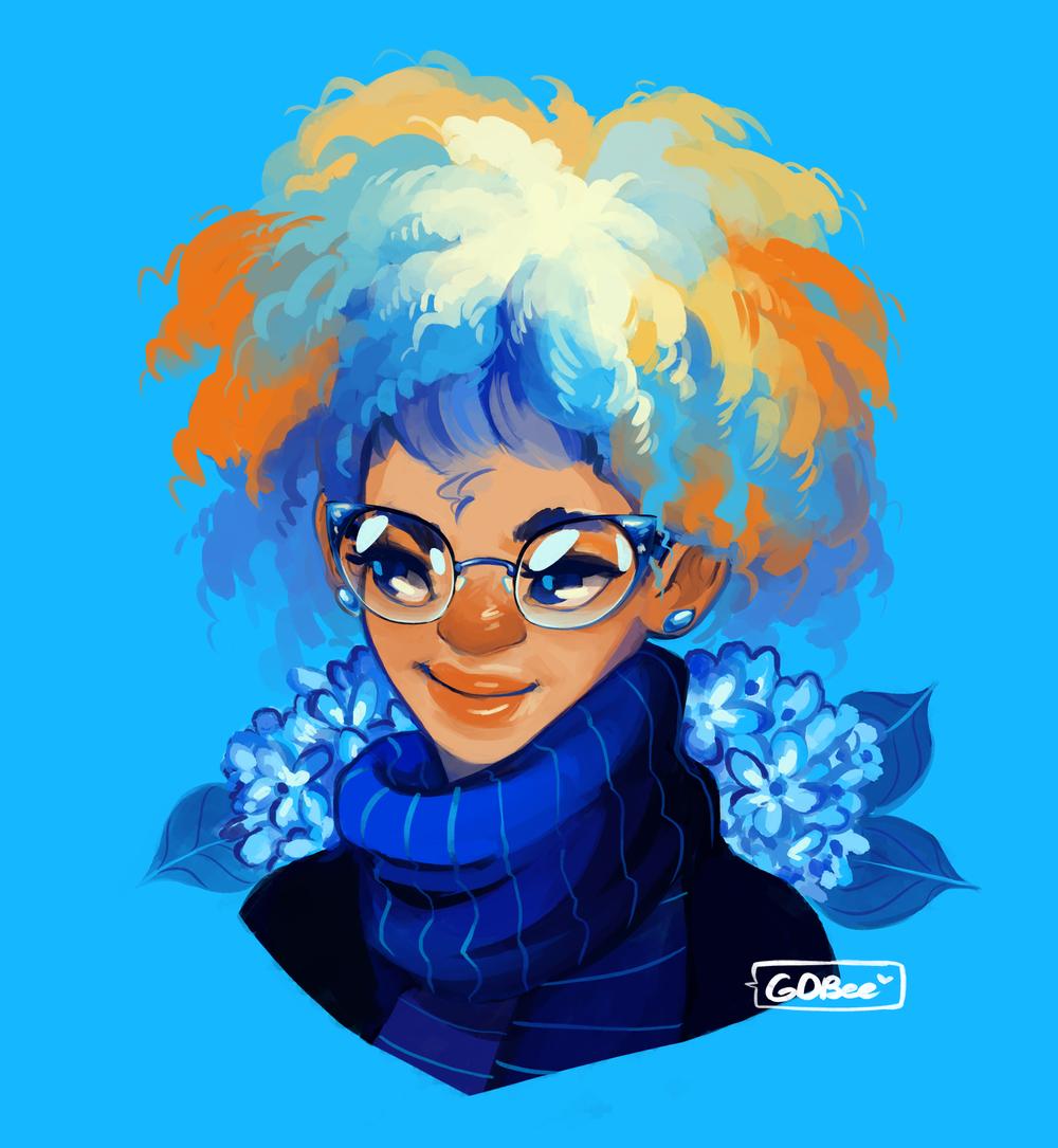 Sapphire / September