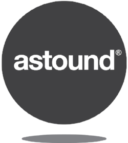 Proudly rep'd by Astound