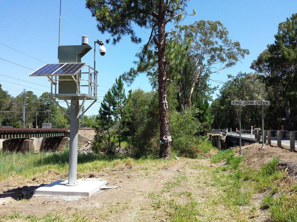 Flood Monitoring Alert System