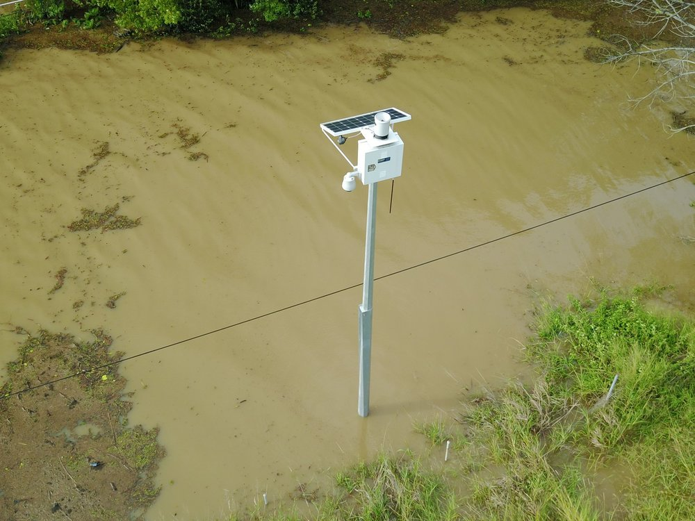 PTZ Camera - Disaster Management