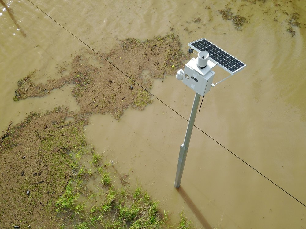 Remote Camera Systems - Disaster Management