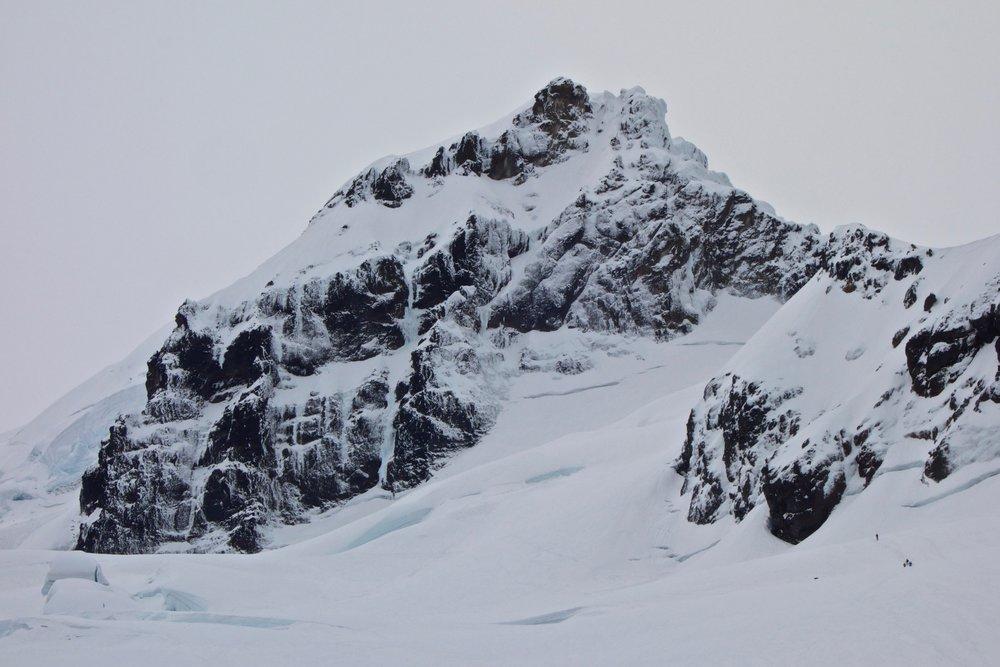 Colfax Peak's NW Face