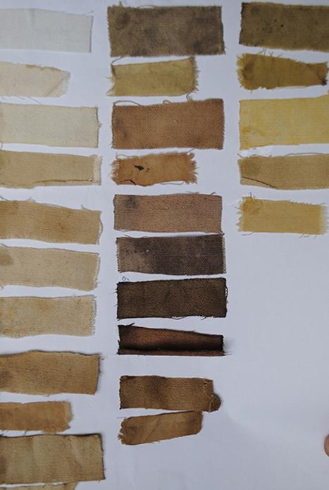 Choix du textile adapté