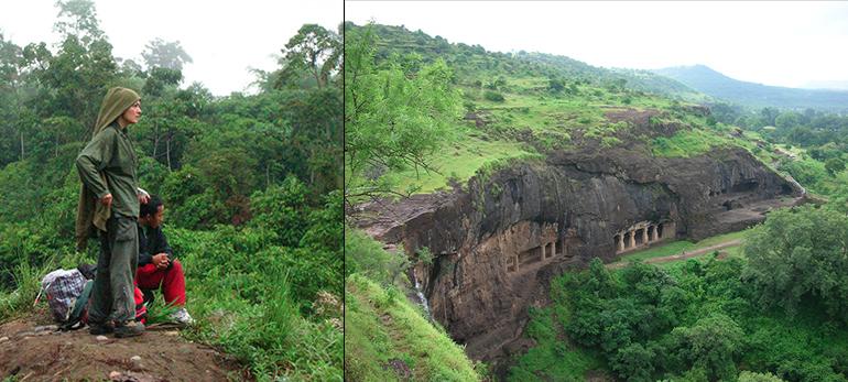 En Inde du Nord Au Sud - Grottes d'Ajantâ