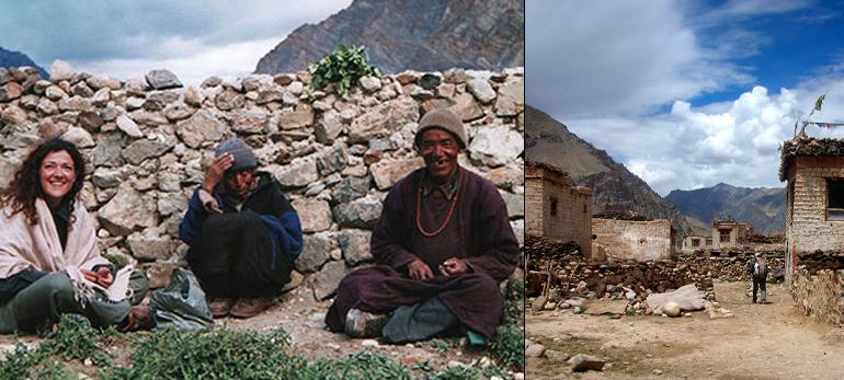 Au Ladakh à la suite de l'Amchi Tsering Tundup
