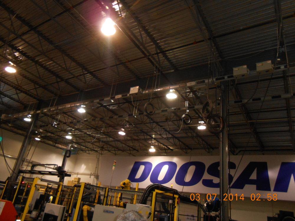 Doosan LED Lighting Retrofit - Albright Energy Solutions -Albright Electric - Mahwah NJ (2).JPG