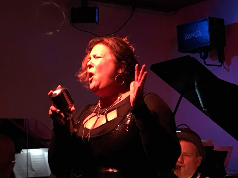 Angela O'Neill and the Outrageous8 - Live at the Gardenia of Hollywood, August 2018 Review