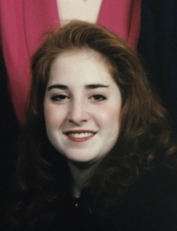 I was probably about 19 years old here? Around 1990. The high doses of prednisone made my face puffy which I HATED.