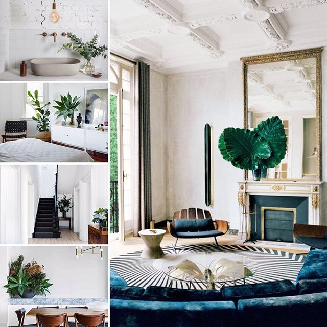 These photos are all from different properties but could easily be from the same one - creating unity in a space is all down to tone, colours, fabrics, materials and accessories ✨  Each room can feel distinctive but still part of the bigger space. Creating the 'flow' and 'harmony' isn't just down to the building structure, interior decoration really is the key. And that's why I love it ☺️ #interiordesign #interior_design #interiors #sundayinspo #interiordesigner #interiorflow #interiorharmony #design #designer #interiors images via Pinterest