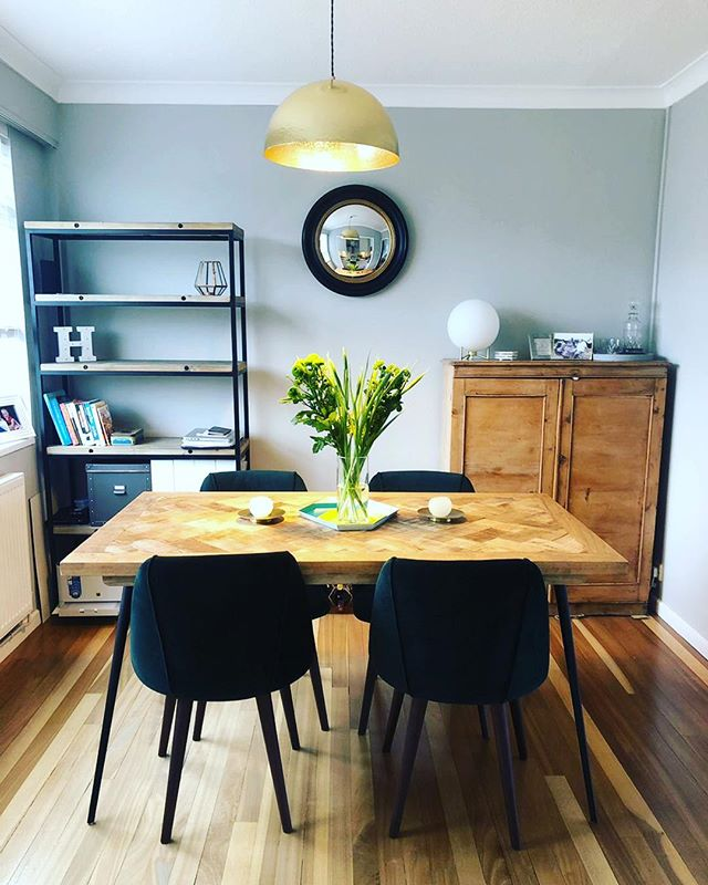 A dining room transformation in Crystal Palace, London ✨ this project was recently completed and I'm so happy with the outcome. * * * Scroll through for the after photos, the mood and furniture boards plus some before shots. The best bit is this didn't cost a fortune, I kept a lot of the client's original furniture but added in some key pieces and accessories to change it up and the result is a relaxing and sophisticated dining space 💫 * * * If anyone is looking for some help with a room transformation please get in contact - details in bio ☺️ happy Saturday!  #interiorinstagram #interiorinspiration #ryderinteriors #interiordesign #interiorstyling #interiordecor #ryderinteriorsproject #design #designideas #interiorideas