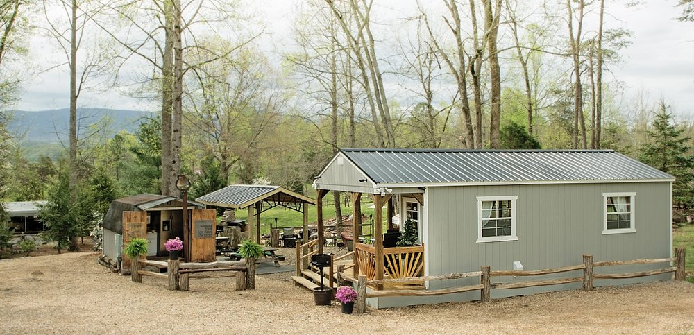 Nestled in the Bristol valley foothills of the Holston Mountain Range, our cabin retreat provides the perfect atmosphere for small groups to gather for fun in the outdoors.