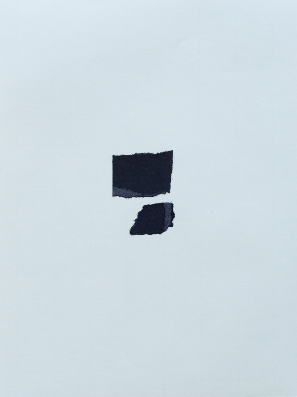 Shadow Series 1, 6/8, Paper on Paper, 21 x 30 cm, 2016