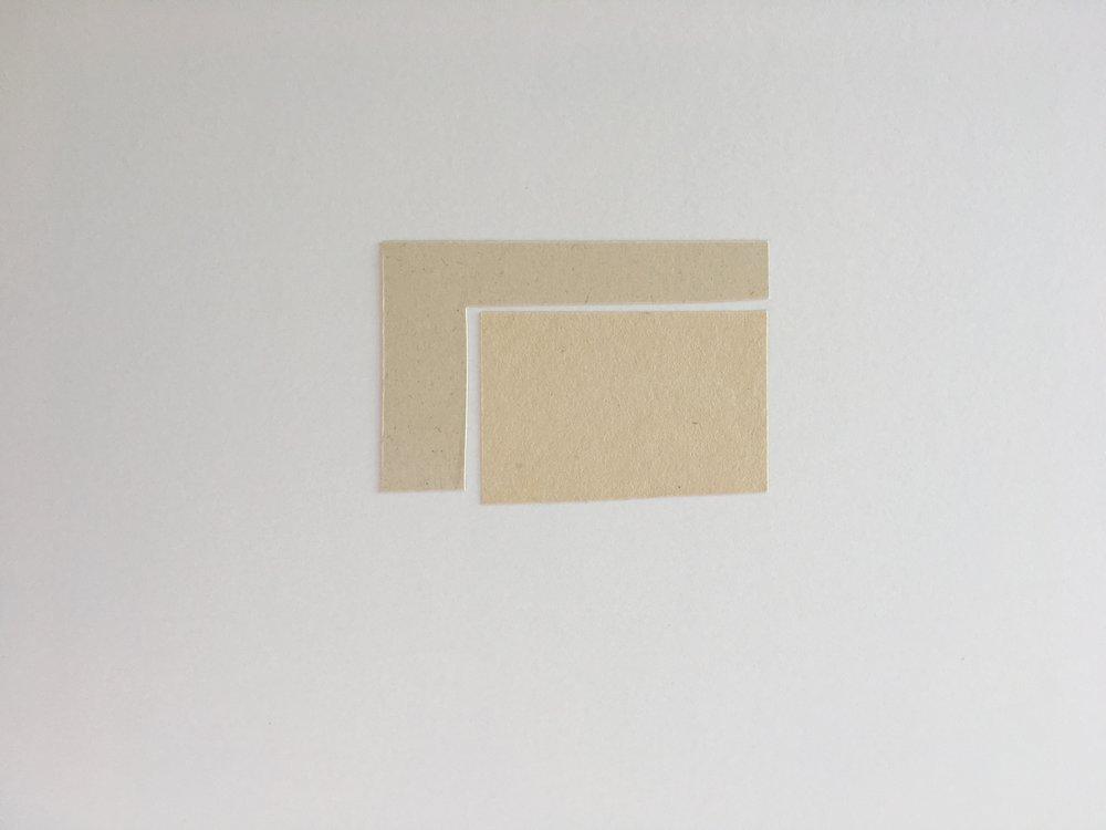 Gone , 4:8, Paper On Paper, 36 x 28 cm, 2019.JPG
