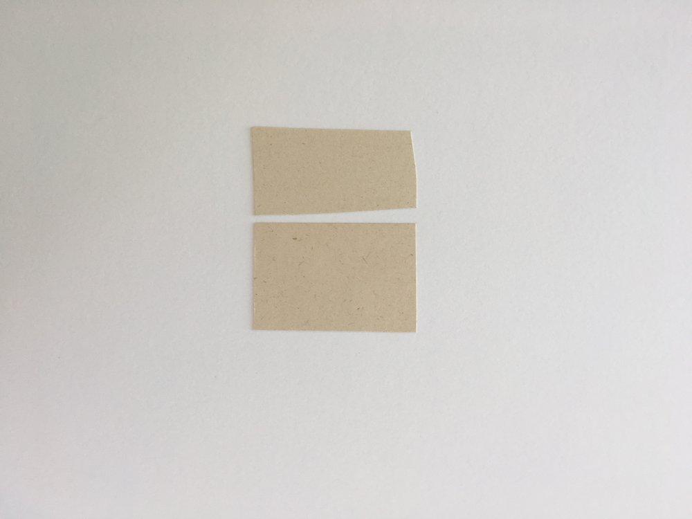 Gone , 8:8, Paper On Paper, 36 x 28 cm, 2019.JPG