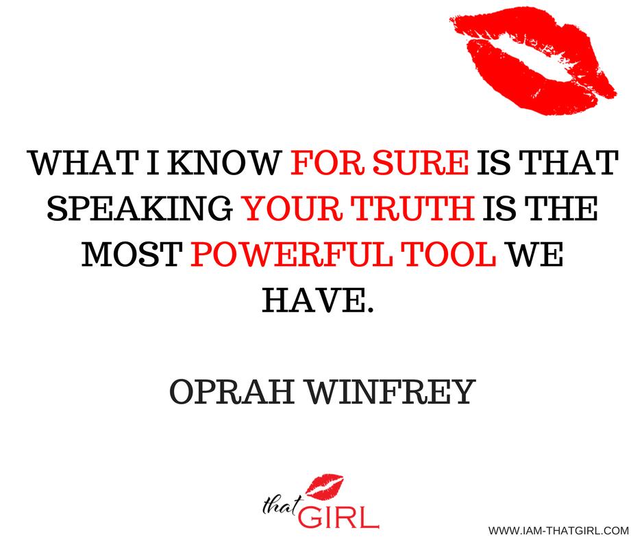 that girl speaks the truth - Use your tools, and Speak your Truth!#thatgirl #youarethatgirl #womenempowerment#sisterhood #selflove #selfconfidence #detroitgirl#internationalgirl #thatgirlrocks #bossbabe#bossmom