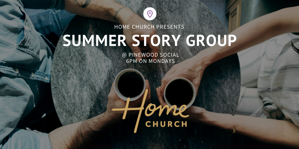 summer story group home church pinewood social