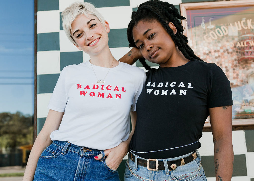 Our mission is simple: - To ignite rebellion and inspire sisterhood