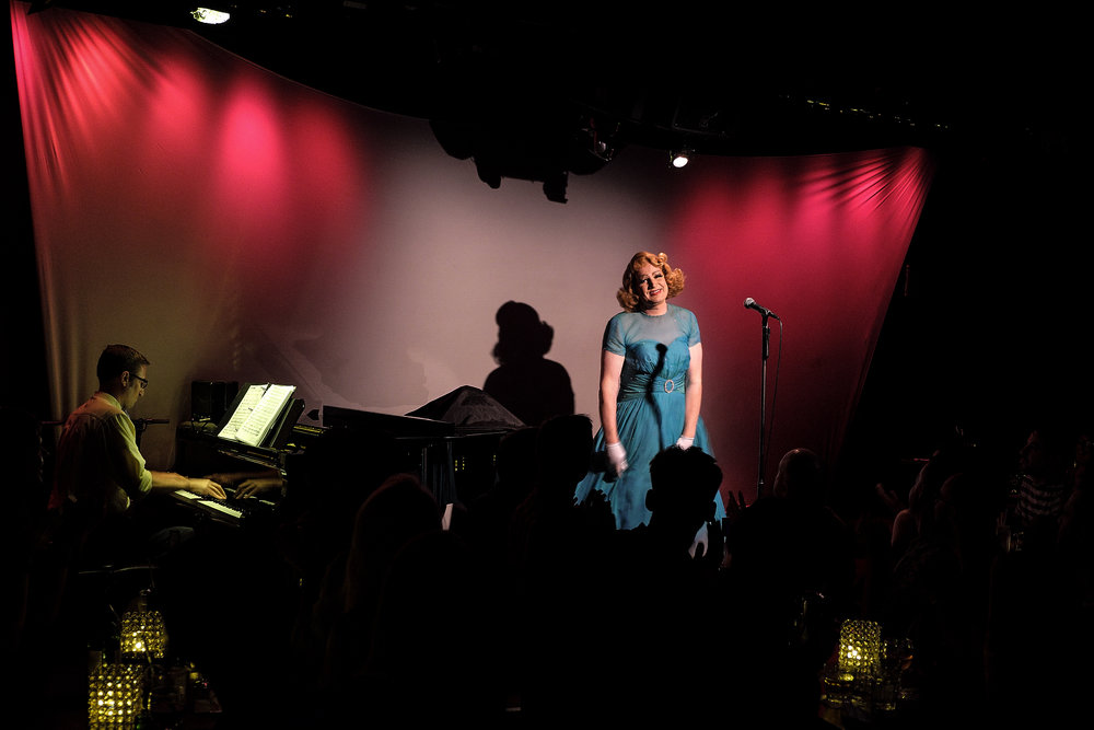 Cathy Dresden at the Metropolitan Room