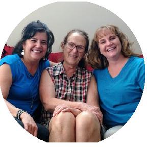 Beth, Bonita, and Kristin
