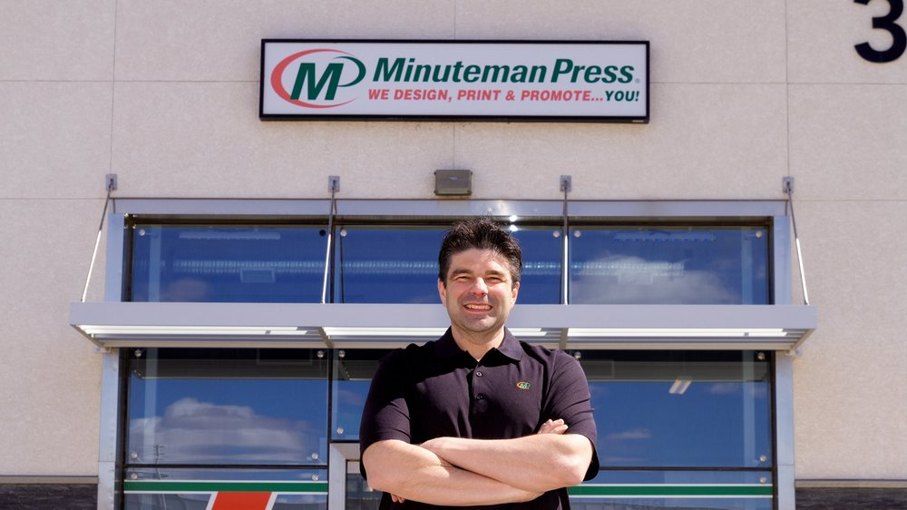 Minuteman Press - Design, printing, and promotional products in Saskatoon, SK